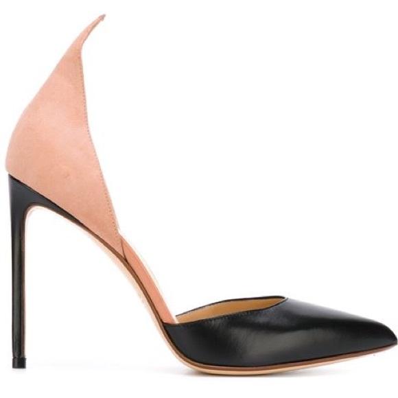 b5b262b46bc2 Francesco Russo NEW D Orsay Heels
